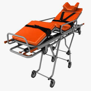 3ds max realistic stretcher