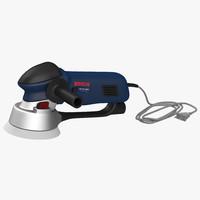 sander tool bosch 3d model