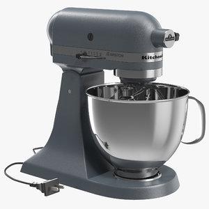 3d model stand mixer