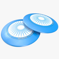 flying disc generic 3d 3ds