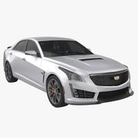 Cadillac CTS V 2016