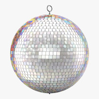 Disco Ball Rainbow