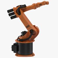 kuka robot kr-6 2 3d model