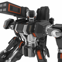 Robot_HT-001 (Heavy Mode)