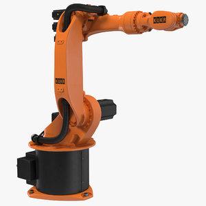 kuka robot kr 3d model