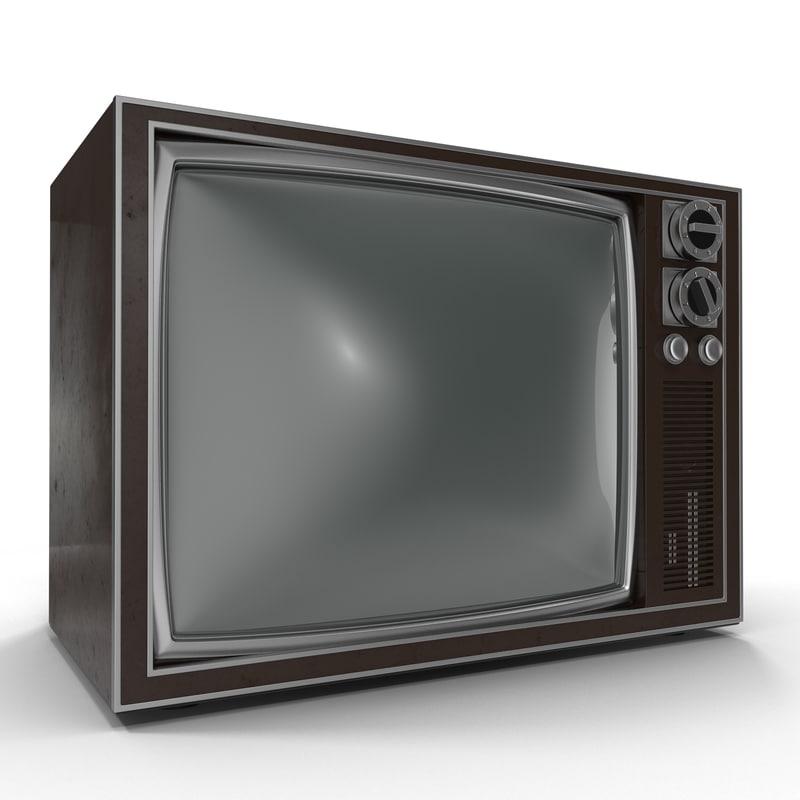 3d retro tv 5