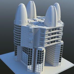 Building Science fiction(03)