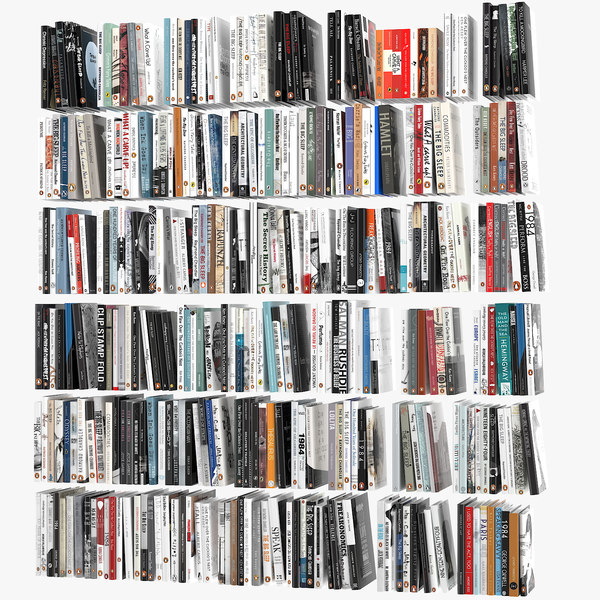 300 books