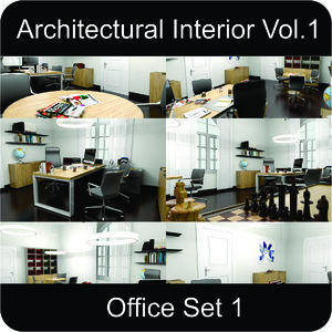 max office architectural interior vol 1