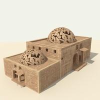 arab house 3d model