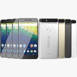 Huawei Nexus 6P All Colors