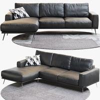 BoConcept Carlton sofa 1