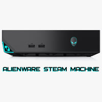 alienware steam machine c4d