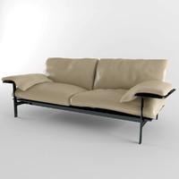 max leather sofa