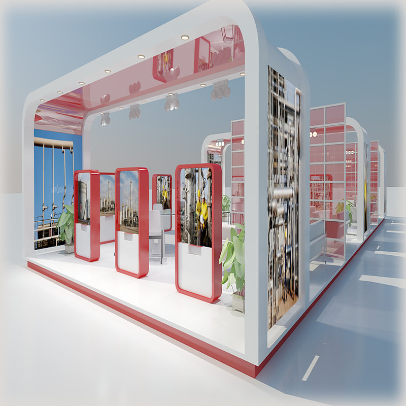 3d exhibition stand 031