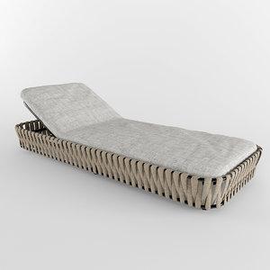 3d model furniture garden