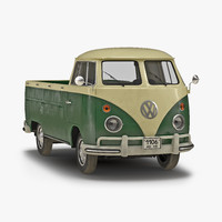 volkswagen type 2 single 3ds