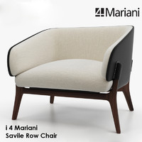 i 4 Mariani SAVILE ROW Chair