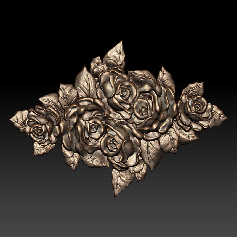 rose 3ds
