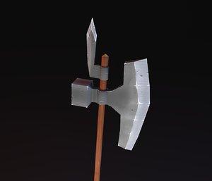 obj weapon games pole