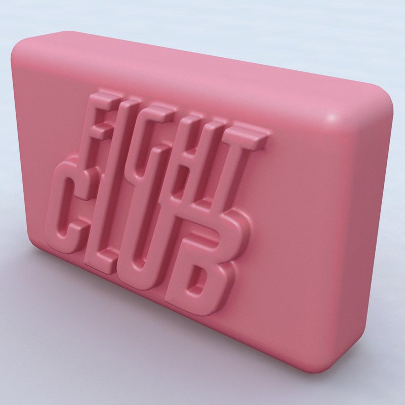 how to make fight club soap