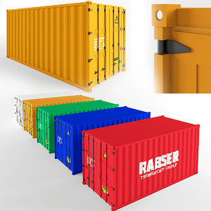 max containers