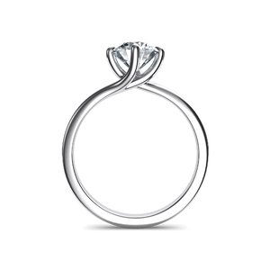 3d model twisted ring diamond