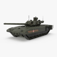 3d t-14 armata green dirt