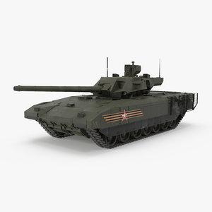 3d t-14 armata green dirt