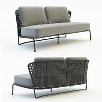 outdoor sofa 3d max