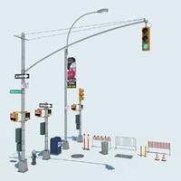 NYC Street Elements