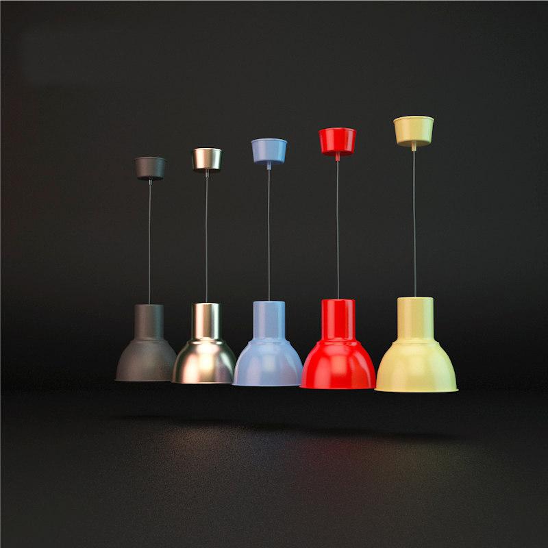 3d hektar - hanging lamp