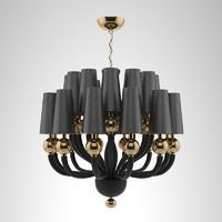 lamp mademoiselle 3d max