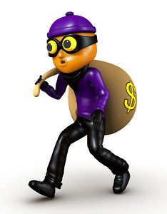 thief cartoon art ma