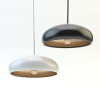 3d chandelier elgo mogano
