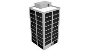 free edifice 3d model