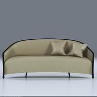 3d christopher sofa model