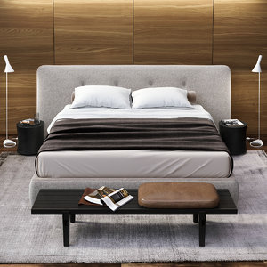 poliform rever bed max