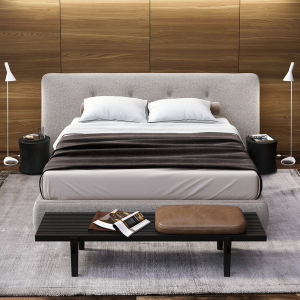 poliform rever bed max