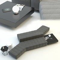 max sofa lounge minotty set