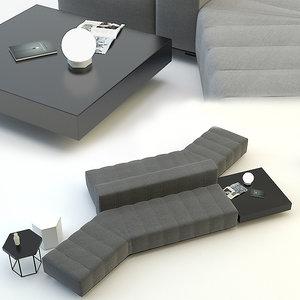 max sofa lounge minotty set