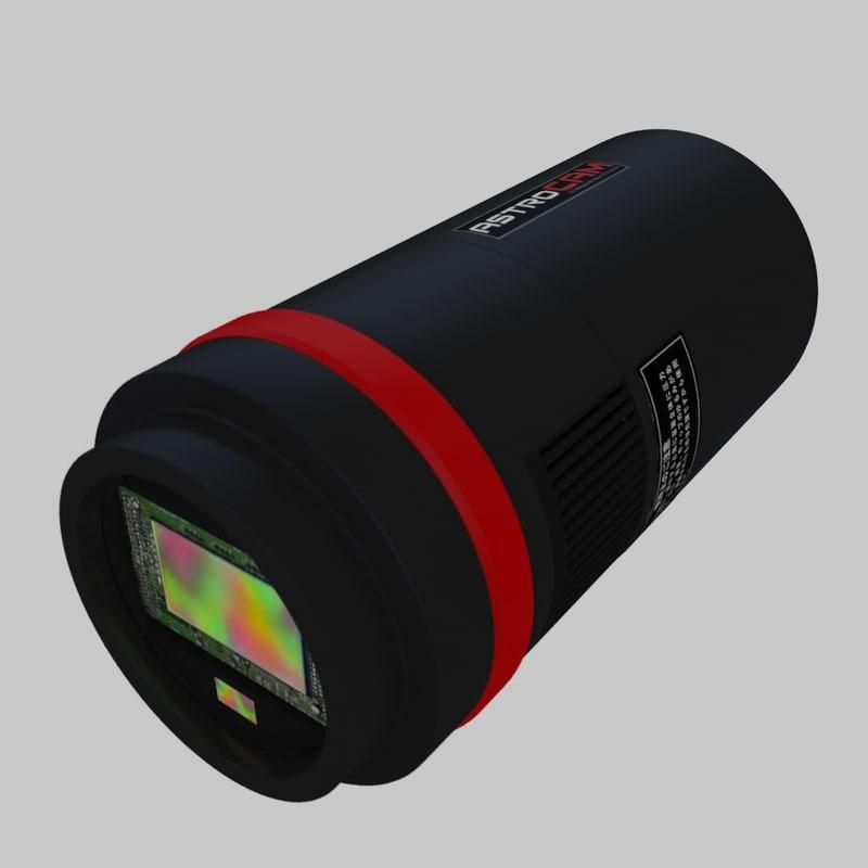 3d ccd camera