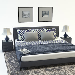 max bed andersenquilt set
