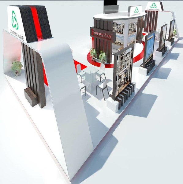 3d exhibition stand 032