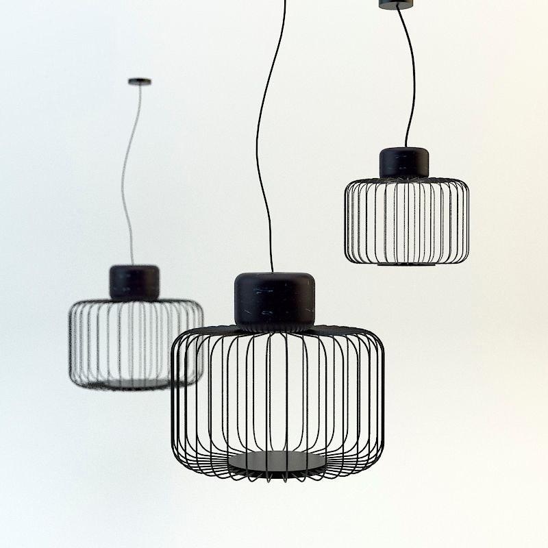 lamp keshi s 3d model