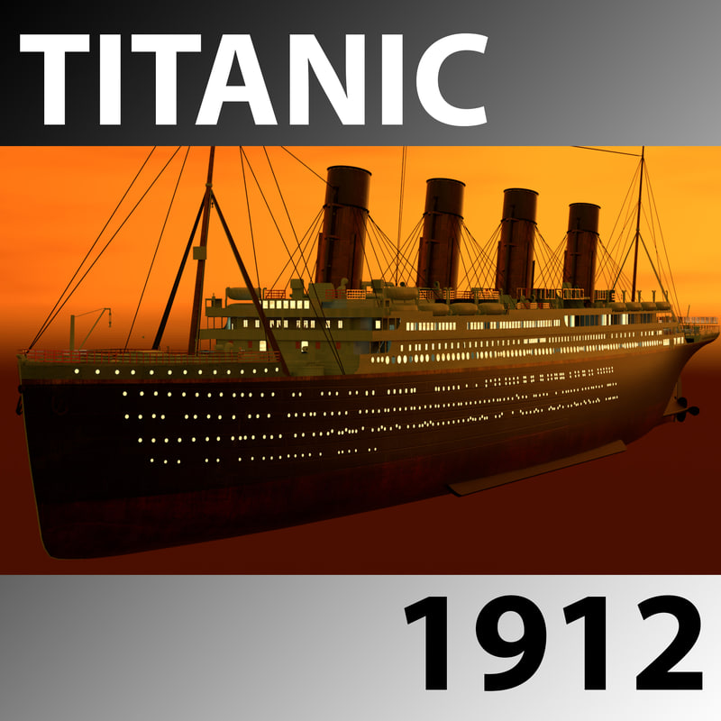 ma ship titanic rms