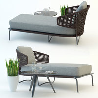 Garden furniture set(4)