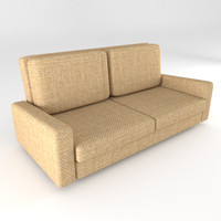Low Poly Couch - Clean Dirty Veriants