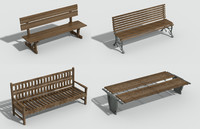 Bench collection 2