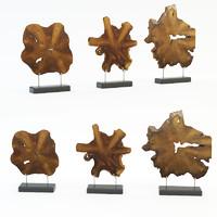 art wood decor set 3d model